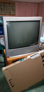 Sanyo CRT tv
