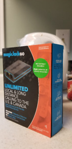 MAGICJACK GO UNLIMITED - 12 MONTH FREE PHONE SERVICE