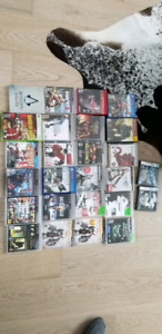 Various playstation games + borderlands for xbox 360