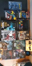 Eaglemoss Batman Graphic Novel Collection