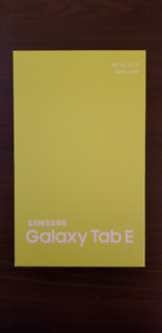 """Brand New Samsung Galaxy Tab E 8"""" 16GB Android 6.0 LTE Tablet"""