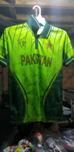 Pakistan 2015 world cup official cricket Jersey