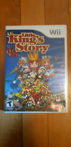 Little Kings Story for Wii