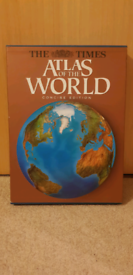 The Times Atlas of the World.
