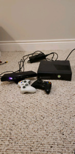 XBOX 360 Kinect with 9 games