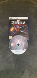 PS5 SPIDER MAN GAME