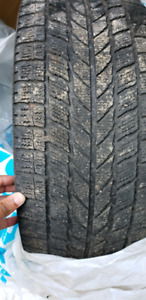 Pneu d'hiver / Winter tires