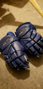 Hockey gloves 12""