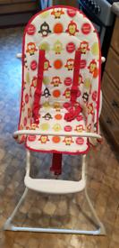 High Chair 6 mths +