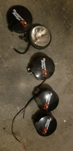 Ruggid Ridge Fog Lamps with Covers
