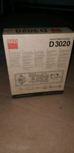 (NEW)   NAD D3020 V1 AMPLIFIER