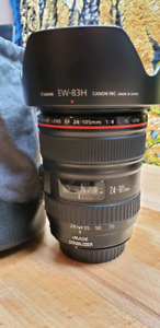 Canon 24-105mm f4 L iS Like New