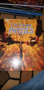 College physics fifth edition