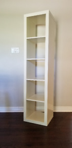 IKEA white shelf unit