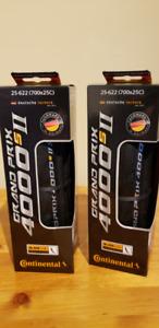 Continental Grand Prix 4000s II tires