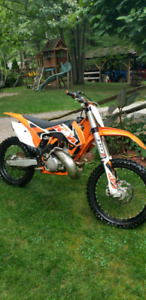2015 ktm 250 sx PRICED TO SELL