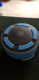 Basspal shower speaker