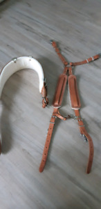Ironworker belt and harness