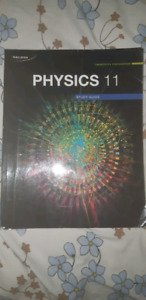 PHYSICS 11: STUDY GUIDE (NELSON VERSION)