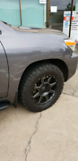 Wheels and tyres Landcruiser Lawnton Pine Rivers Area Preview