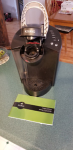 Keurig Elite B40 Coffee Maker and Insert.