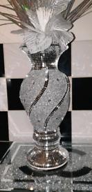 Bling vase