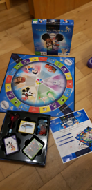 Disney Trivial pursuit board game Christmas gift