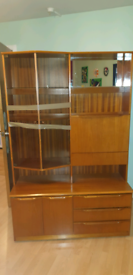 Rare vintage cabinet bargain house clearance