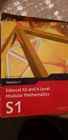 S1 Edexcel AS and A level Textbook