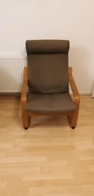 Ikea Poang Arm Chair
