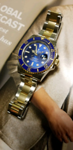 Rolex Submariner 116613lb 2016 Mint