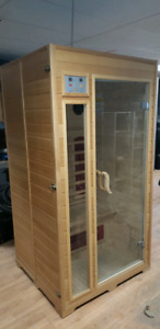 Sauna king infrared electric sauna