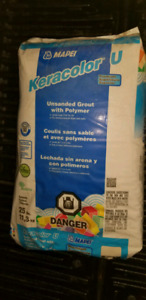 Mapei keracolor U unsanded grout with polymer