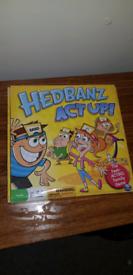 Headbanz act up game