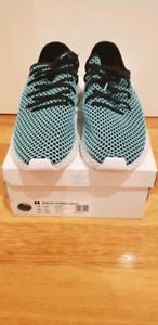 best sneakers 8e148 6b0b4 Adidas Deerupt Runner Parley