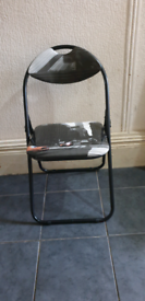 Chairs x 2 plus 1 free (Slim folding New York style)