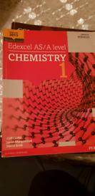 Edexcel Chemistry AS/A level Chemistry 1