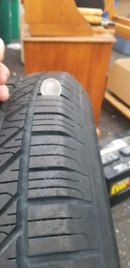 Like new tires P205/75R14