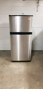 Maytag stainless steel fridge