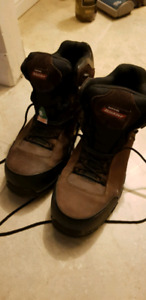 Dickies steel toe winter boots size 11