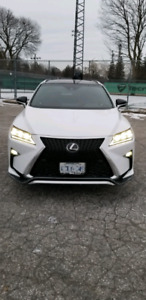 2019 Lexus RX350 F Sprot series 3 top of the line (Lease take ov