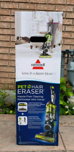 BRAND NEW BISSELL PET HAIR ERASER WITH TURBO TOOL