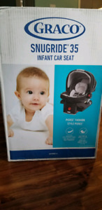 BRAND NEW Graco snugride 35 infant carseat