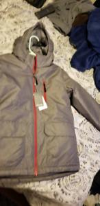 Boy's winter jacket size 12 youth medium