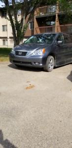 2010 Honda Odyssey Wheelchair Van