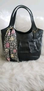 Womens all leather purse