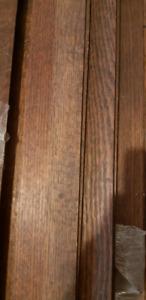 Labour intensive heritage hardwood flooring