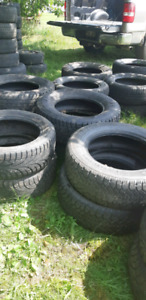 USED WINTER TIRE SALE