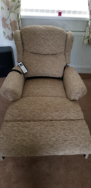 Rise And Recline Chair For Sale Mobility Disability