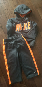 EUC Nike Therma-Fit Toddler Tracksuit